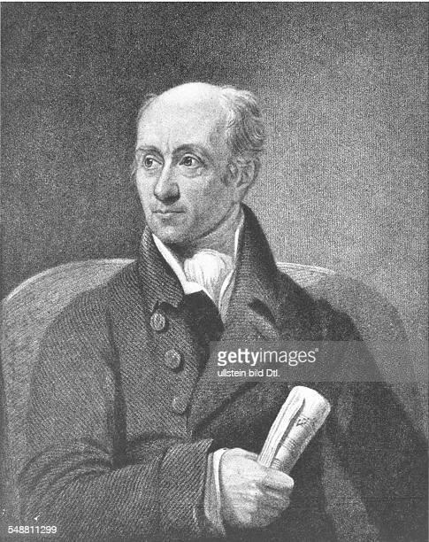 Muzio Clementi 17521832 Komponist Italien Porträt nach einem Gemälde von J Lonsdale oJ