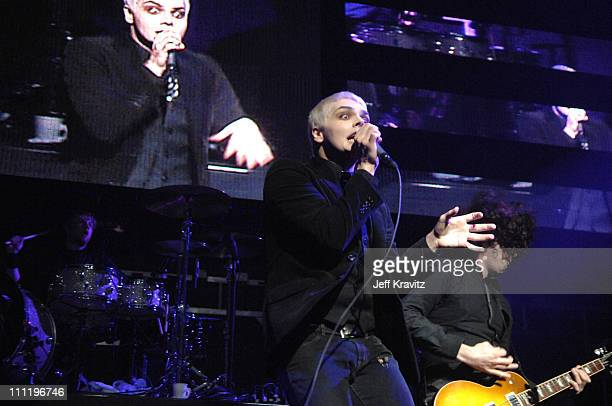My Chemical Romance during KROQ Almost Acoustic Christmas 2006 Night 1 My Chemical Romance at Gibson Amphitheatre in Universal City California United...