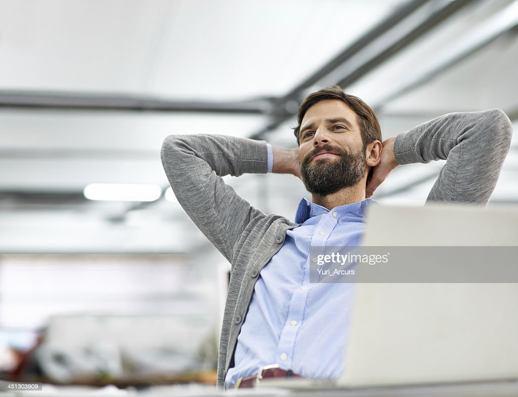 My dreams of success are coming true... : Stock Photo