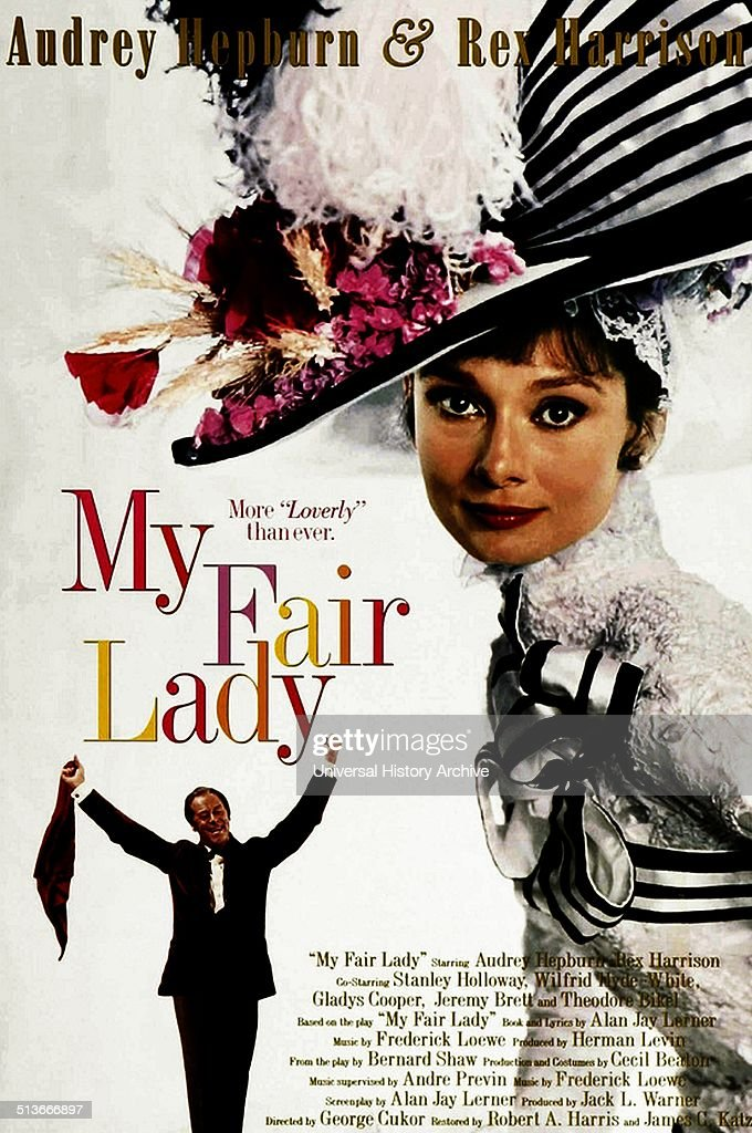 a comparison of pygmalion and my fair lady Pygmalion vs my fair lady through the years,  although my fair lady is based on pygmalion there are some differences between both works.
