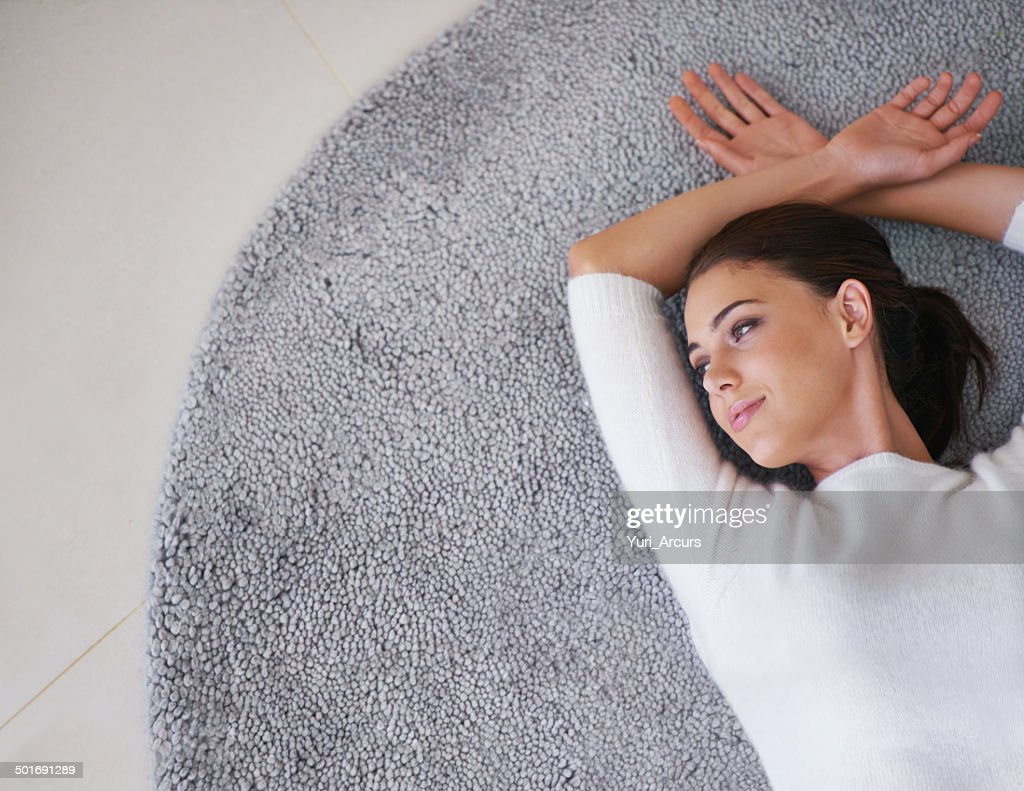My favorite place to daydream : Stock Photo