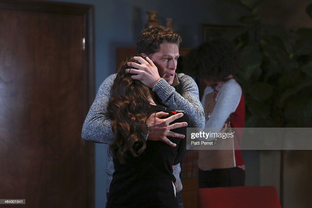 RAVENSWOOD - 'My Haunted Heart' - Caleb is thrown when his Rosewood ex Hanna shows up in Ravenswood, in 'My Haunted Heart,' the winter finale episode of ABC Family's original series, 'Ravenswood,' airing Tuesday, February 4th (9:00 - 10:00 PM ET/PT). DIER