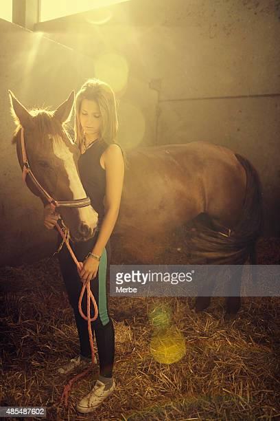 Meine horse und mich