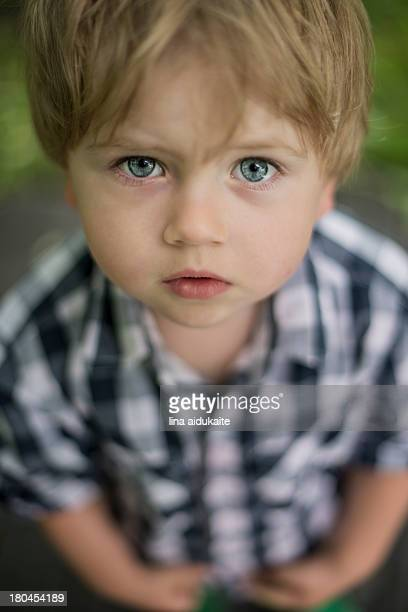 Cute boys with blonde hair stock photos and pictures getty images - Blonde yeux bleu ...