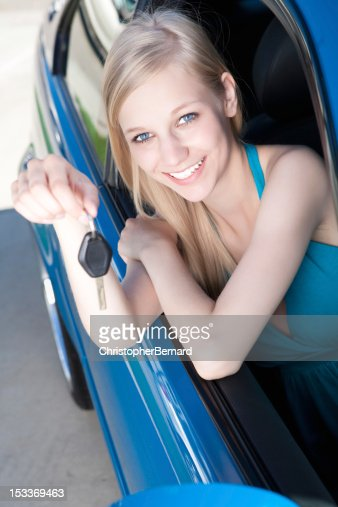 My New Car : Stock Photo