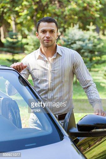 my new car : Stock Photo