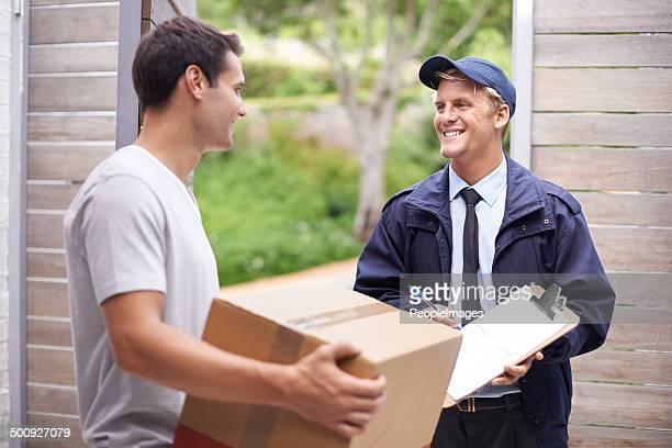 最後に、ご自分のパッケージです!