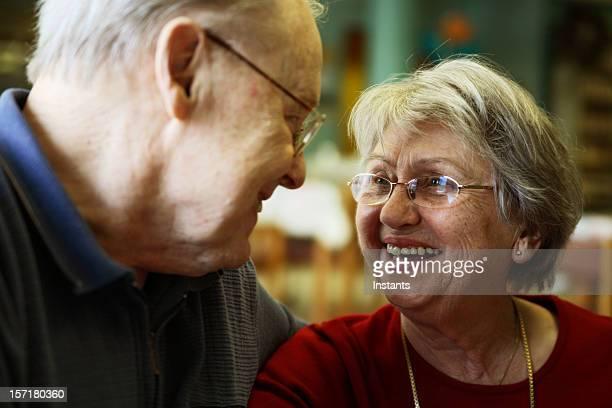 My Parents - happy senior couple