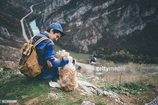 My perfect friend for hiking