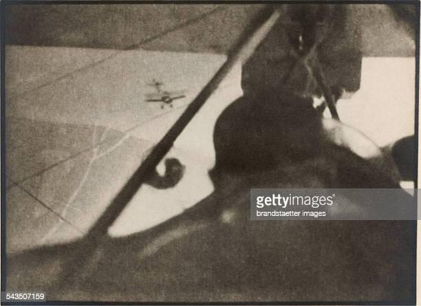 My pilot 1917 WWI Silver gelatin print 78x107cm RK_177 Photograph by Rudolf Koppitz Photoinstitut Bonartes