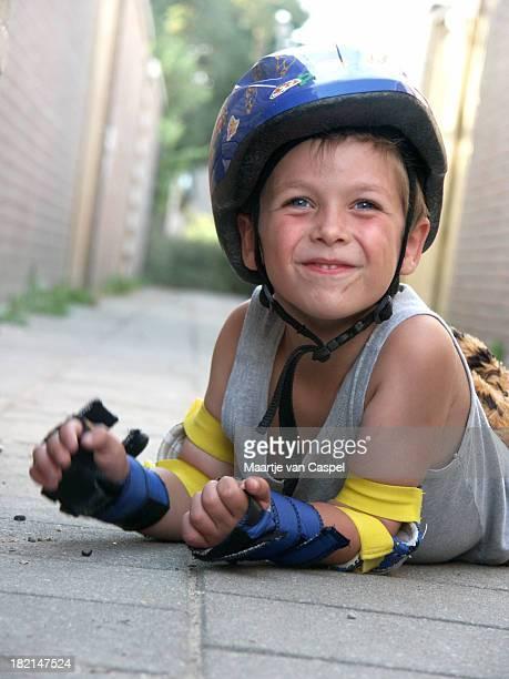 Mein Sohn, Eislaufen 01