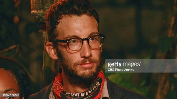 'My Wheels Are Spinning' Stephen Fishbach during the eleventh episode of SURVIVOR Wednesday Nov 25 The new season in Cambodia themed 'Second Chance'...