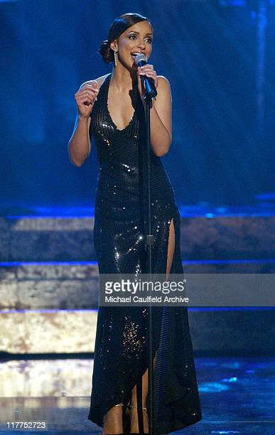 Mya at the WOMEN ROCK Songs from the Movies which airs on Liftime Television October 23rd