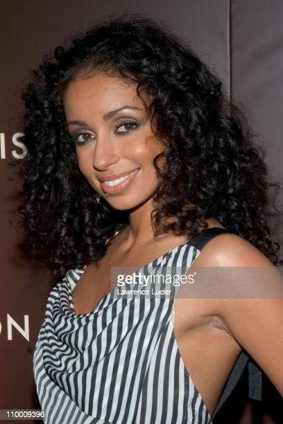 Mya during Louis Vuitton Host Party of LOVE May 3 2007 at Louis Vuitton 5th Avenue in New York City New York United States