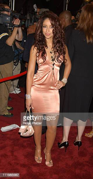 Mya during Spike TV Presents 2003 GQ Men of the Year Awards Arrivals at The Regent Wall Street in New York City New York United States