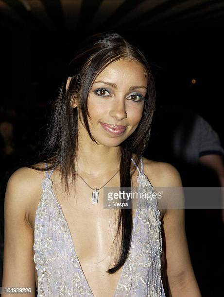 Mya during The 44th Annual GRAMMY Awards Clive Davis PreGRAMMY Party at Beverly Hills Hotel in Beverly Hills California United States