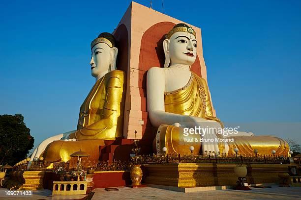 Myanmar (Burma), Pegu or Bago, Kyaik Pun Buddha