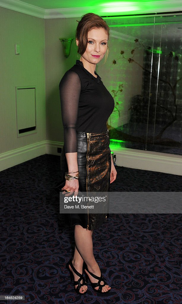 MyAnna Buring arrives at the Jameson Empire Awards 2013 at The Grosvenor House Hotel on March 24, 2013 in London, England.