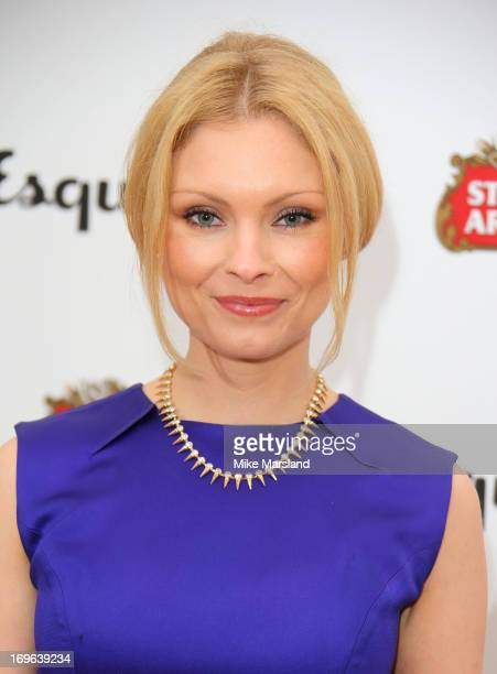 MyAnna Buring attends Esquire magazine's summer party at Somerset House on May 29 2013 in London England