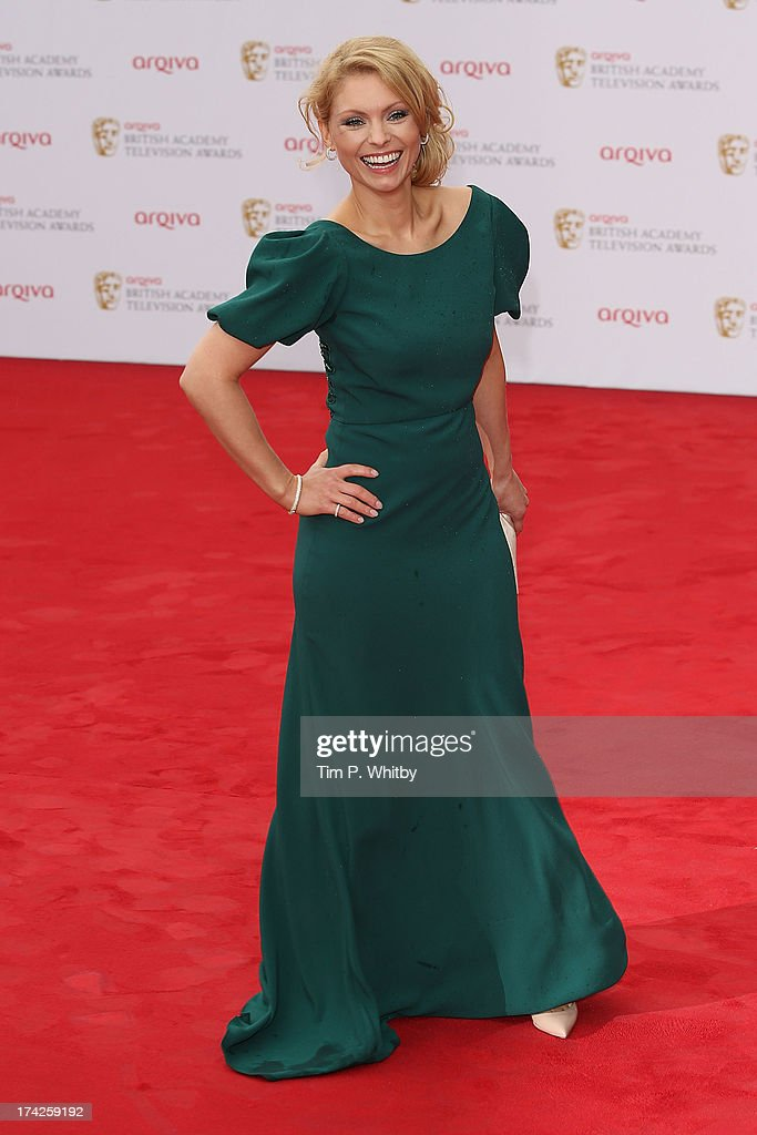 MyAnna Buring attends the Arqiva British Academy Television Awards 2013 at the Royal Festival Hall on May 12, 2013 in London, England.