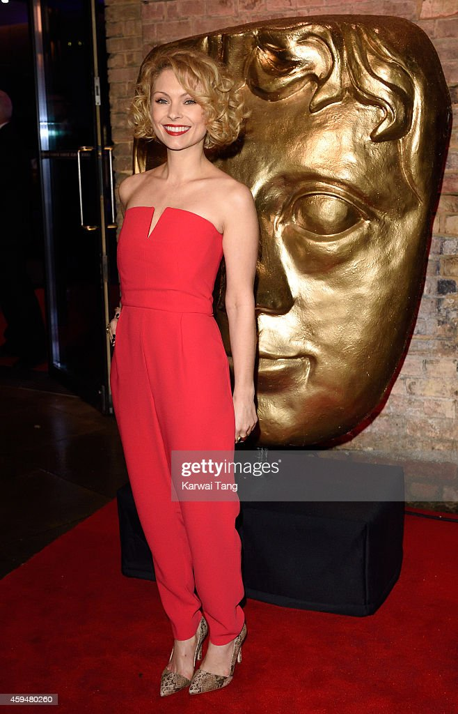 MyAnna Buring attends the BAFTA Academy Children's Awards at the Roundhouse on November 23, 2014 in London, England.