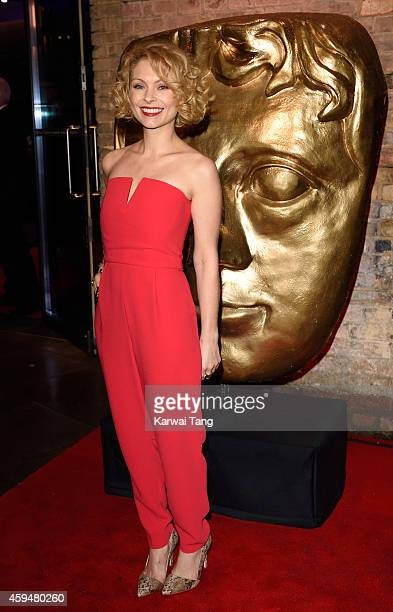 MyAnna Buring attends the BAFTA Academy Children's Awards at the Roundhouse on November 23 2014 in London England