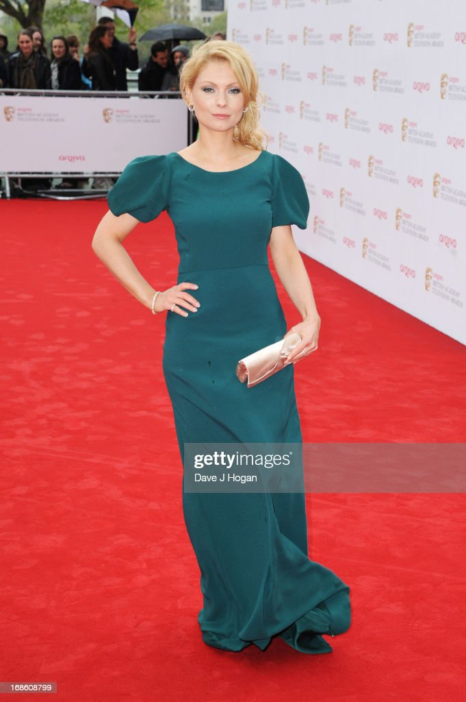 MyAnna Buring attends the BAFTA TV Awards 2013 at The Royal Festival Hall on May 12, 2013 in London, England.
