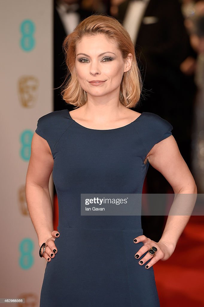 <a gi-track='captionPersonalityLinkClicked' href=/galleries/search?phrase=MyAnna+Buring&family=editorial&specificpeople=810502 ng-click='$event.stopPropagation()'>MyAnna Buring</a> attends the EE British Academy Film Awards at The Royal Opera House on February 8, 2015 in London, England.