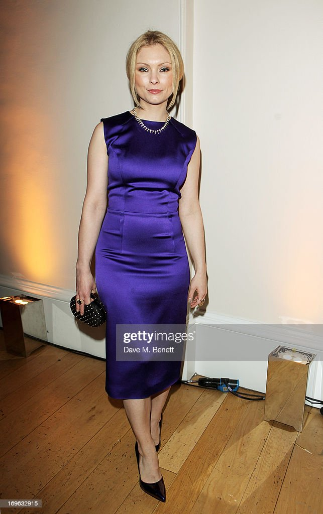 MyAnna Buring attends the Esquire Summer Party in association with Stella Artois at Somerset House on May 29, 2013 in London, England.