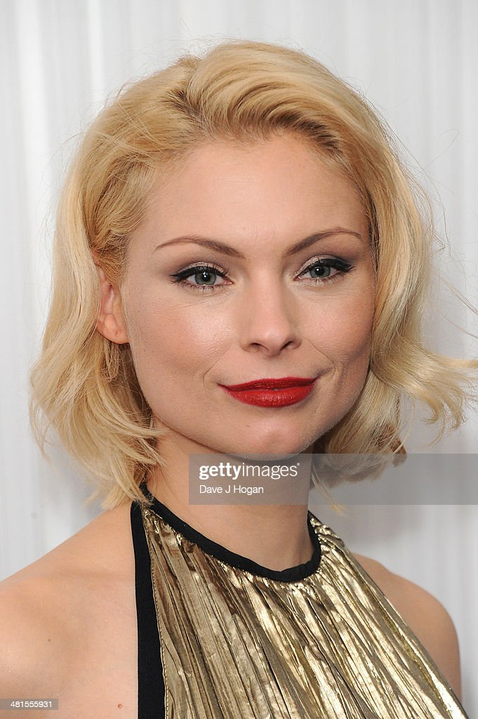 MyAnna Buring attends the Jameson Empire Film Awards 2014 at The Grosvenor House Hotel on March 30, 2014 in London, England.