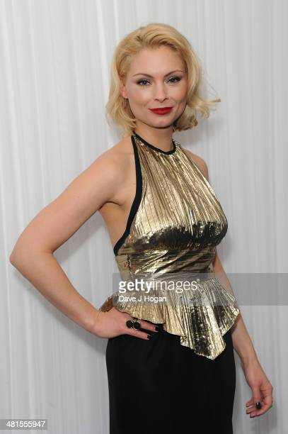 MyAnna Buring attends the Jameson Empire Film Awards 2014 at The Grosvenor House Hotel on March 30 2014 in London England