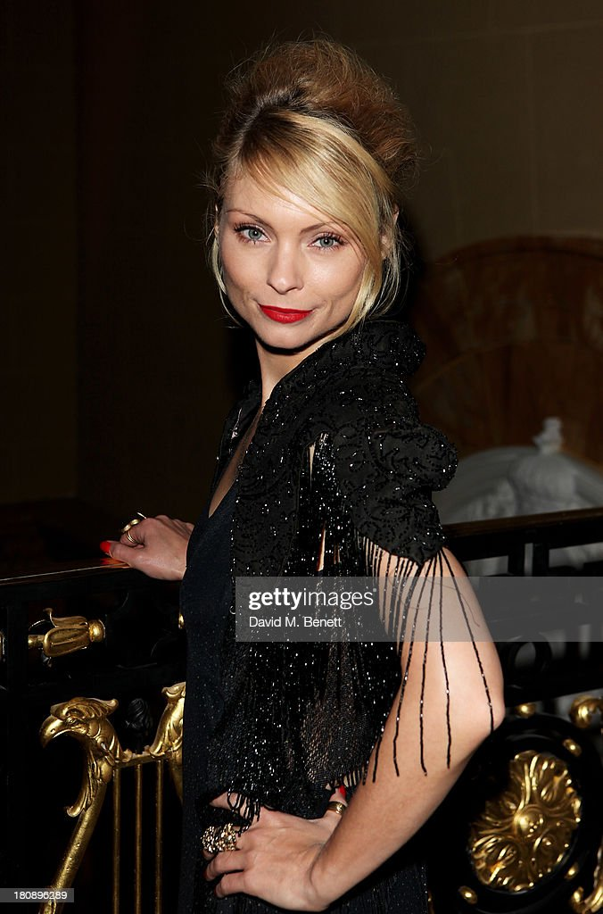 MyAnna Buring attends the Marie Claire 25th birthday celebration featuring Icons of Our Time in association with The Outnet at the Cafe Royal Hotel on September 17, 2013 in London, England.