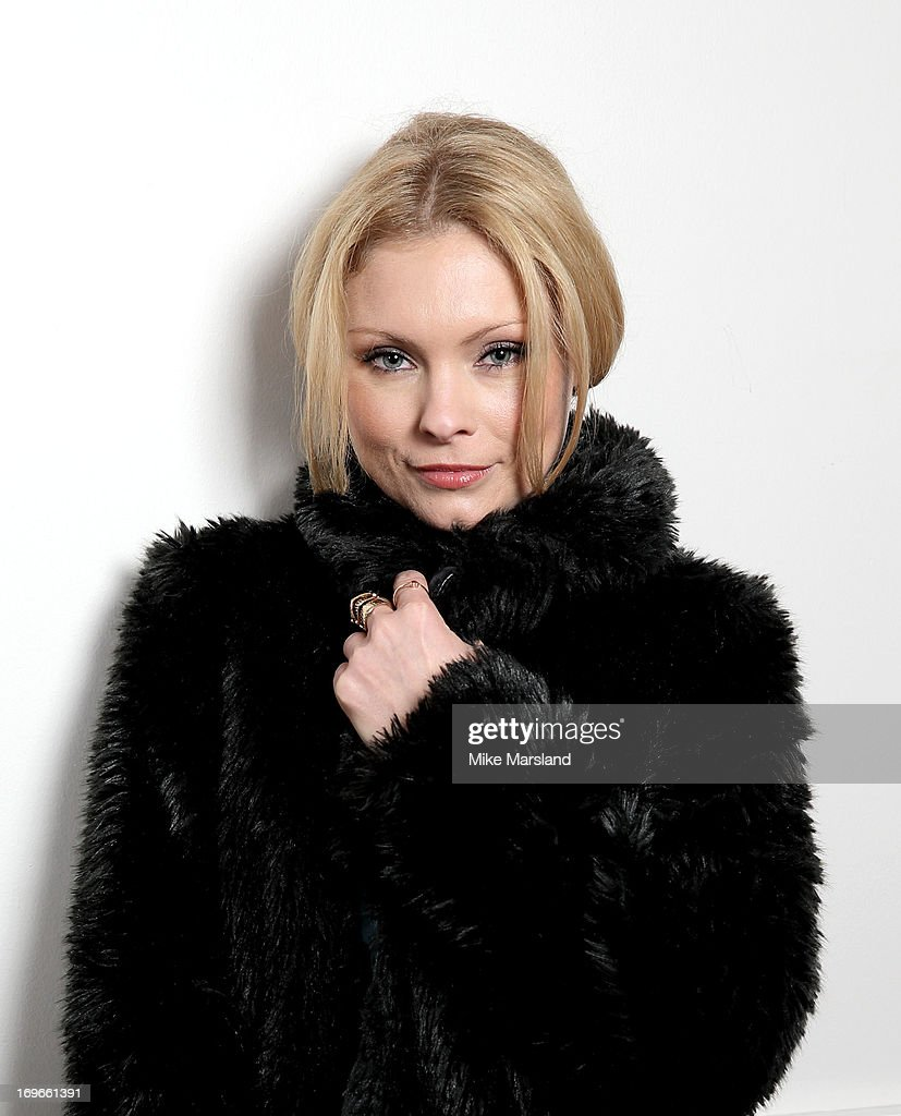 <a gi-track='captionPersonalityLinkClicked' href=/galleries/search?phrase=MyAnna+Buring&family=editorial&specificpeople=810502 ng-click='$event.stopPropagation()'>MyAnna Buring</a> poses for Stella/Esquire Portrait Studio at Somerset House on May 29, 2013 in London, England.