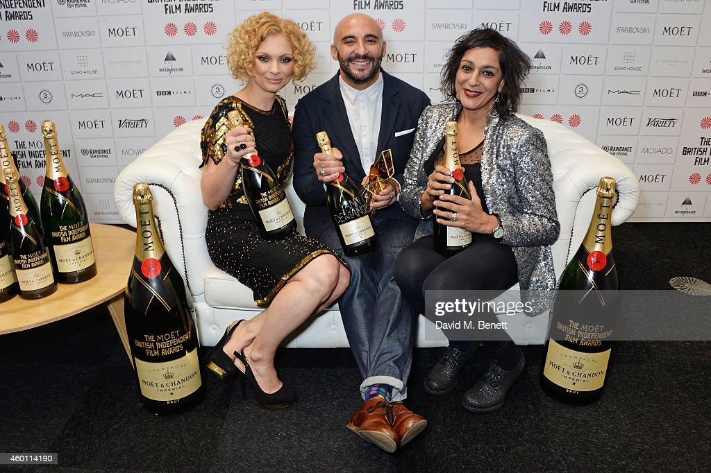 Moet British Independent Film Awards 2014 - Presenters & Winners