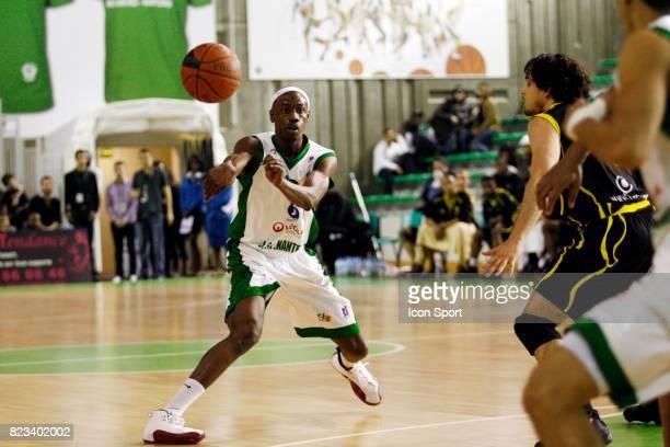 Mykal RILEY Nanterre / Bordeaux 27eme journee de ProB Palais des sports de Nanterre