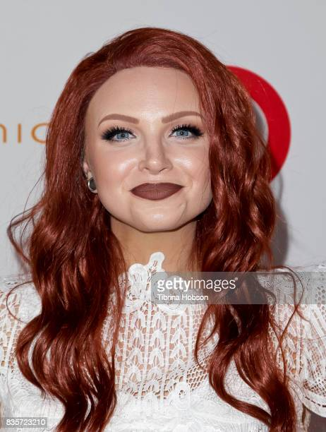 Mykie attends the NYX Professional Makeup's 6th annual FACE Awards at The Shrine Auditorium on August 19 2017 in Los Angeles California