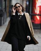 London Celebrity Sightings - December 4, 2020