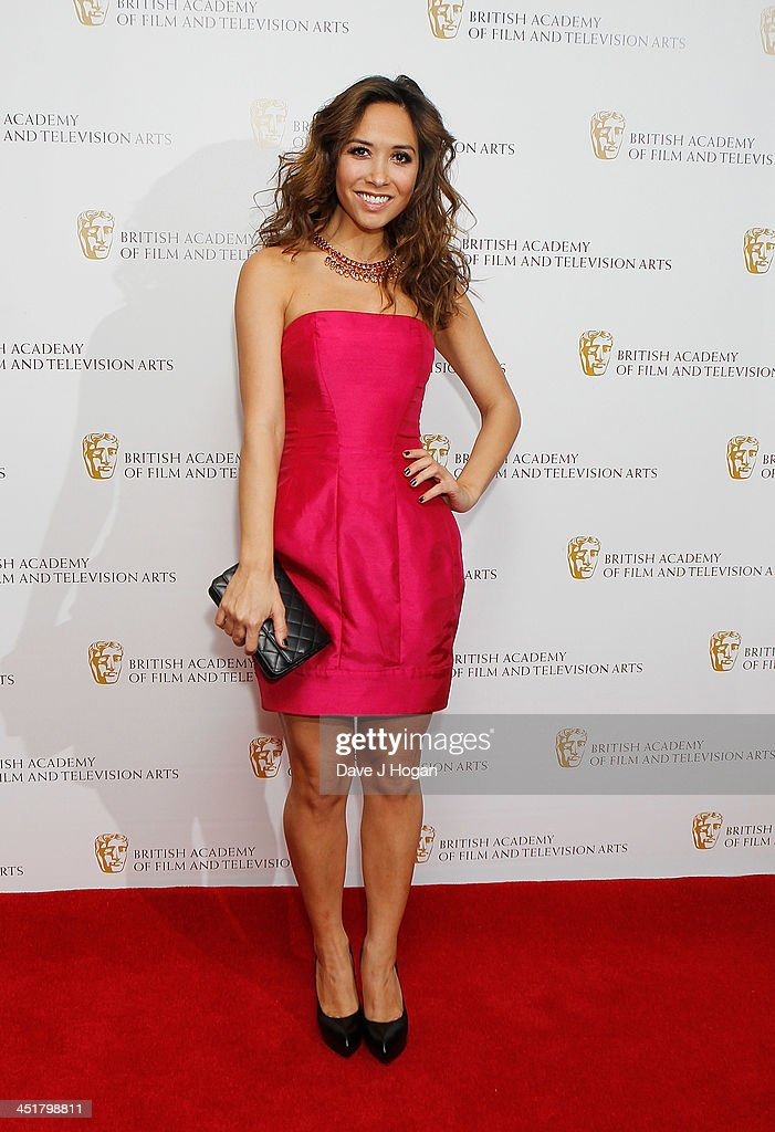 <a gi-track='captionPersonalityLinkClicked' href=/galleries/search?phrase=Myleene+Klass&family=editorial&specificpeople=201597 ng-click='$event.stopPropagation()'>Myleene Klass</a> attending the British Academy Children's Awards Arrivals at the Hilton Hotel on November 24, 2013 in London, England.