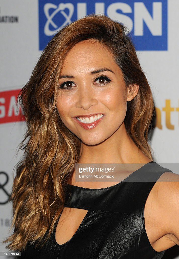 <a gi-track='captionPersonalityLinkClicked' href=/galleries/search?phrase=Myleene+Klass&family=editorial&specificpeople=201597 ng-click='$event.stopPropagation()'>Myleene Klass</a> attends the Attitude Awards at Banqueting House on October 13, 2014 in London, England.