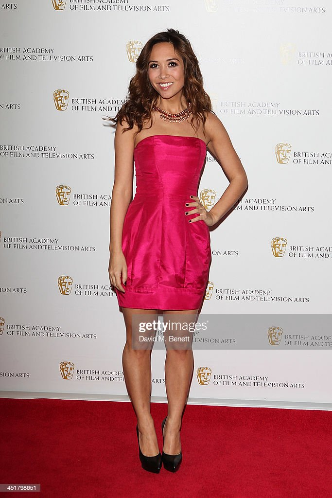 <a gi-track='captionPersonalityLinkClicked' href=/galleries/search?phrase=Myleene+Klass&family=editorial&specificpeople=201597 ng-click='$event.stopPropagation()'>Myleene Klass</a> attends the British Academy Children's Awards at the London Hilton on November 24, 2013 in London, England.