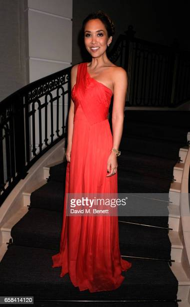 Myleene Klass attends the English National Opera Spring Gala 2017 at Rosewood London on March 27 2017 in London England