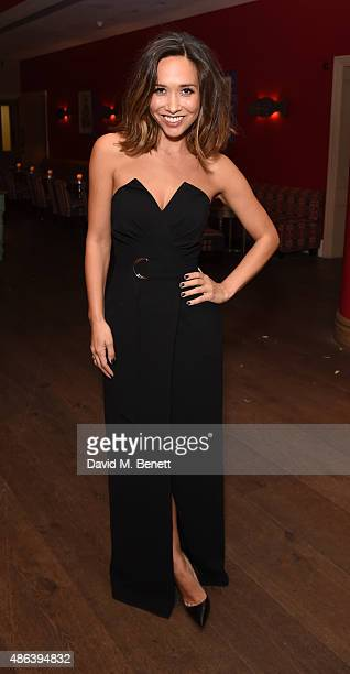 Myleene Klass attends the gala screening of 'Ricki And The Flash' at the Ham Yard Hotel on September 3 2015 in London England