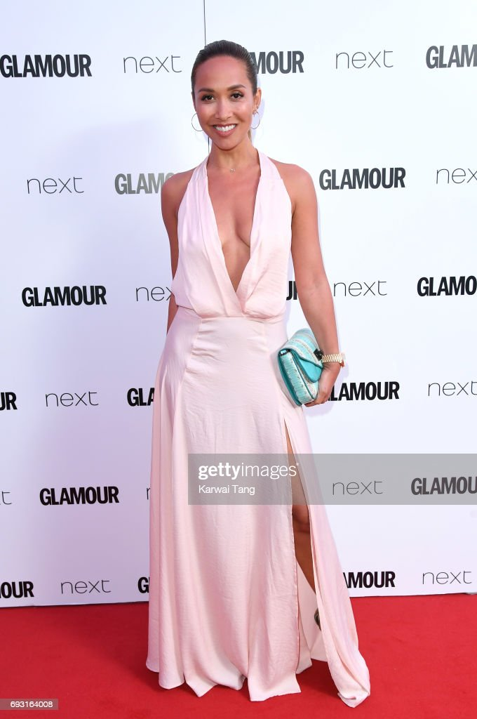 Myleene Klass attends the Glamour Women of The Year Awards 2017 at Berkeley Square Gardens on June 6, 2017 in London, England.