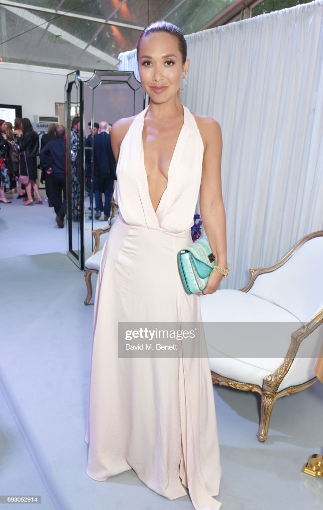 Myleene Klass attends the Glamour Women of The Year Awards 2017 in Berkeley Square Gardens on June 6, 2017 in London, England.