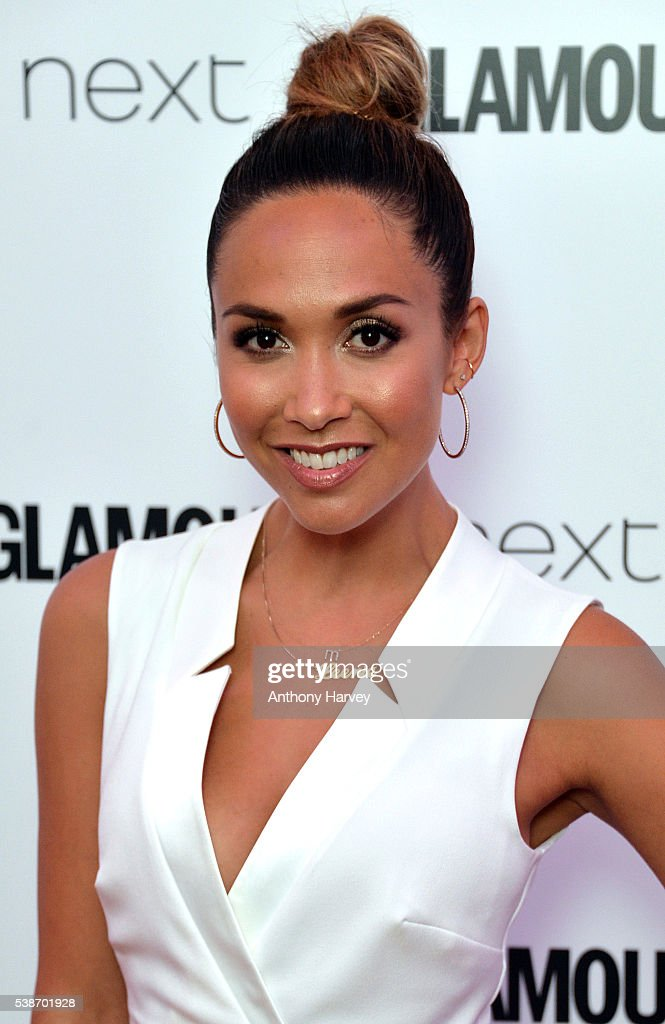 Myleene Klass attends the Glamour Women Of The Year Awards at Berkeley Square Gardens on June 7, 2016 in London, England.