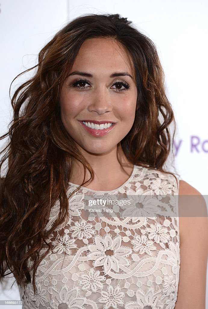 Myleene Klass attends the Sony Radio Academy Awards at The Grosvenor House Hotel on May 13, 2013 in London, England.