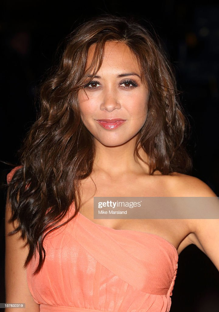 Myleene Klass attends the Sun Military Awards at Imperial War Museum on December 6, 2012 in London, England.