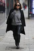 London Celebrity Sightings - November 30, 2020