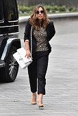London Celebrity Sightings - June 4, 2020