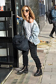 London Celebrity Sightings - October 26, 2020
